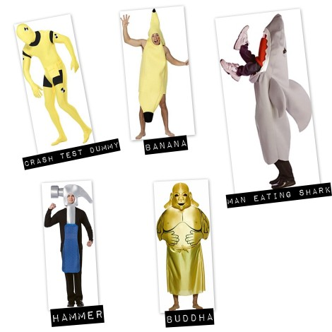 novelty fancy dress ideas