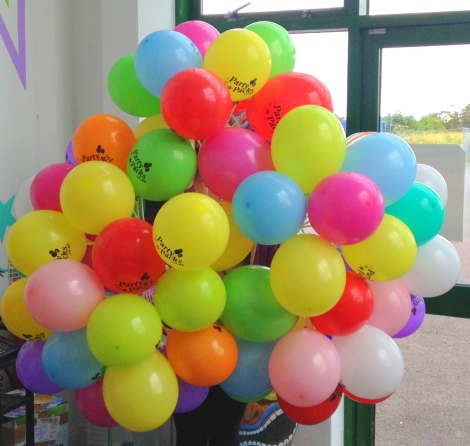Party Packs Balloons