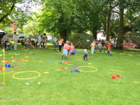 Glastonbury Children's Festival