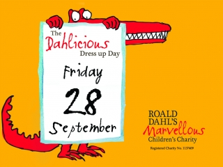 Dahlicious Dress-Up Day