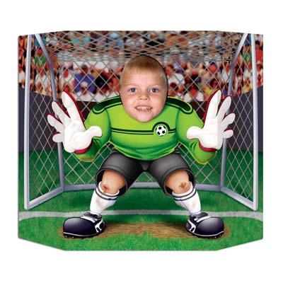 Goal Keeper Photo Prop