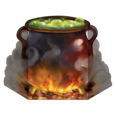 Cauldron Photo Prop