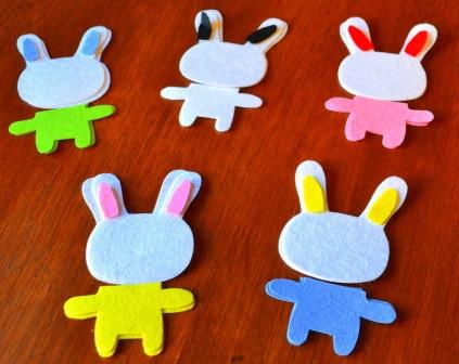 Finger Rabbits