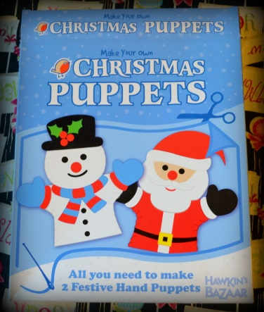 Christmas Puppets