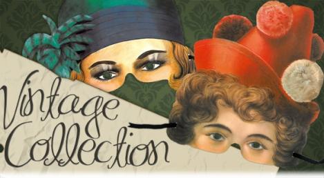 Vintage Mask Collection