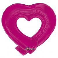Pink Heart Balloon