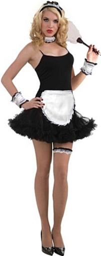 Saucy Maid Costume
