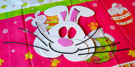 Make you own Easter Masks
