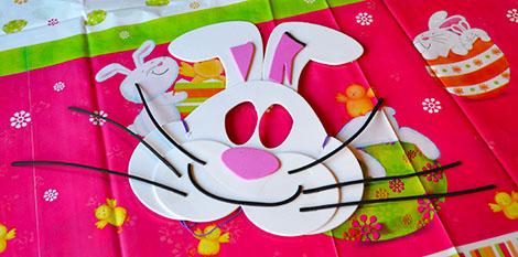 Make you own Easter Masks