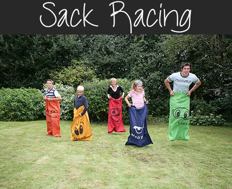 Sack Racing